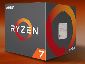 Ryzen 7 CPU Box